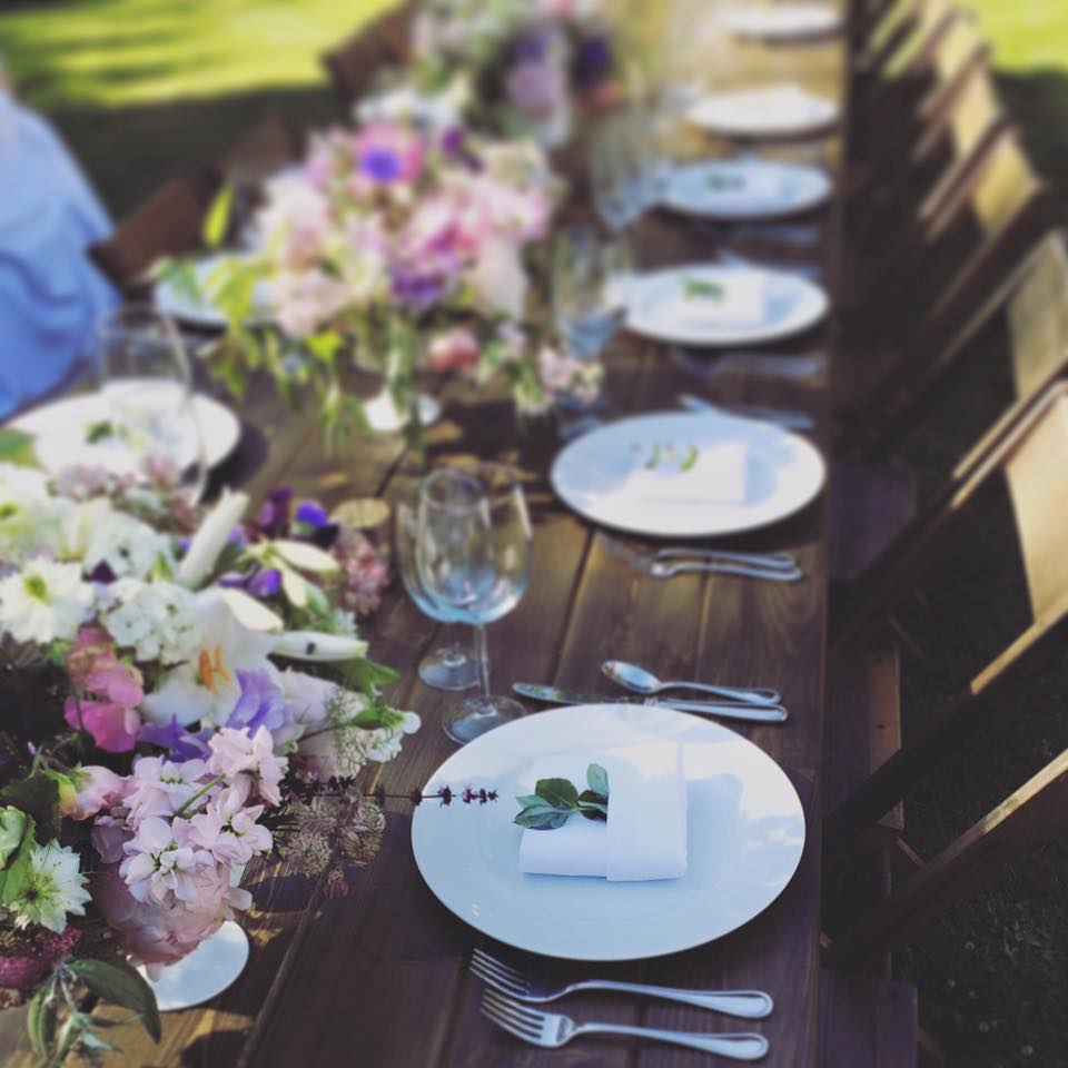 Our rentals are perfect for your wedding or special event. Our hand crafted 10u2032 farm tables benches french farm chairs barn doors arbors ... & Olympic Farm Style Events | Event Rentals pezcame.com